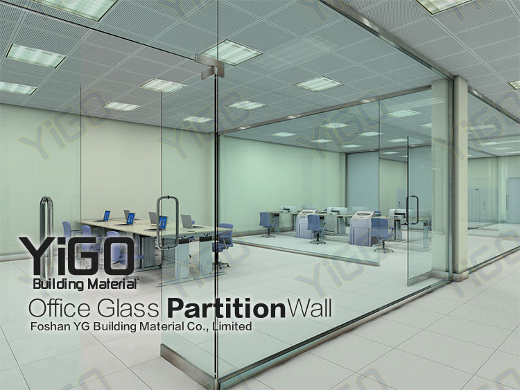 Movable glass partition walls glass office partitions for Movable glass wall systems