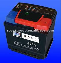2012 MF car starting battery 12V 44AH