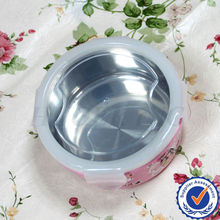 Customized Food Storage Containers With Transparent Lid