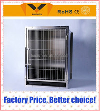 strong stainless steel dog cage, Wholesale stainless steel commercial dog cage
