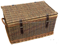 new style wicker picnic basket