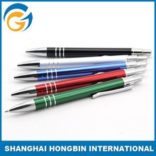 Promotion Metal Ball Point Pen Set with 5 Color