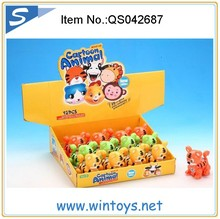 hot ABS new cheap promotion wind up plastic toy for kids