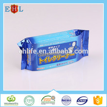 High quality ISO certified Oem Specil wet toilet tissue