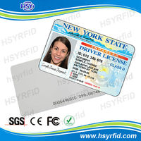 Free sample RFID ID employee card