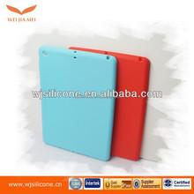 For iPad Mini Silicon Cover, red Chocolate Button Laptop Silicon Cover