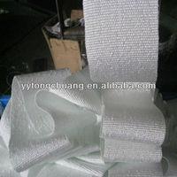 hot sale Texturized Fiber Glass Tape/exhaust heat shield wrap