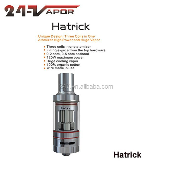 2015 e cigarette best rebuildable vape tank with top filling 3 5ml capacity airflow adjustable