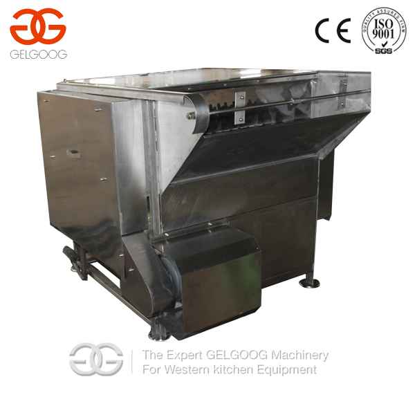 feather removing machine