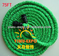 High quality water hose that shinks plastic hose blue flexible stretch water hose