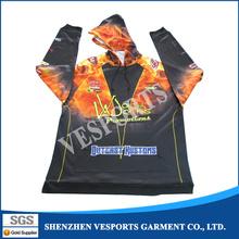 cheap women crop sublimation hoodies