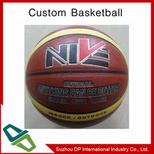 Adult indoor or outdoor pro grip basketball,training quality basketball