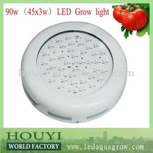 2012 New design Hot Sale led grow light bulbs for best flowering and fruiting with full spectrum for tomoto