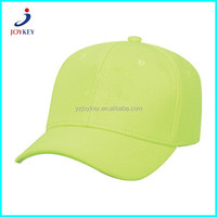 6 panel plain full mesh flex fit baseball cap