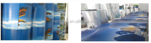 full color printing car front window protective shelter
