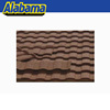 factory directly quality roofing materials spanish tile, new products coated metal roof tiles