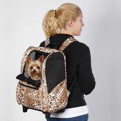 Factory hot-selling backpack dog carrier