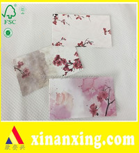 Chinese Style Special Lovely Party Receipt Handmade Paper Envelope