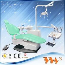 intergral dental unit up mounted dental chair unit with ce certification