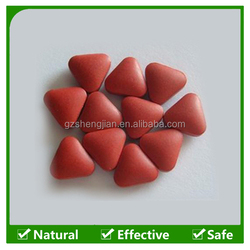 Detox Health Supplement Tablet Aloe Extract