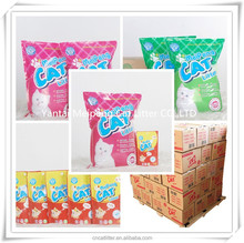 Pet Cleaning & Grooming Products high quality Bentonite cat litter