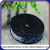 wholesale polyester custom sublimation printed elastic ribbon