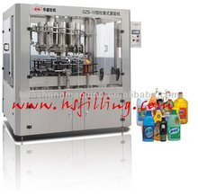 Automatic filling machine oil