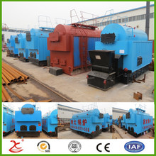 2015 quick steam generation horizontal style Coal fired Steam Boiler