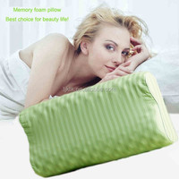 Organic cotton filled Night therapy cervical spondylosis pillow