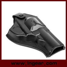 Tactical Army Force Leather Revolver Pistol Holsters Leather Holster For Gun