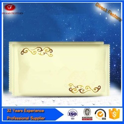 Hot sale scented disposable hand towel for supermarket