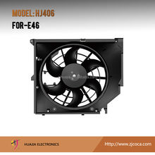 Auto parts suitable for BMW 12V dc radiator fan