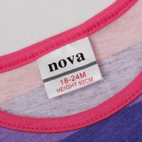 Футболка для девочки NOVA K4403 K4403#