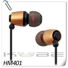High quality headphone fashion headphone 2015 hot newest style in ear earphone