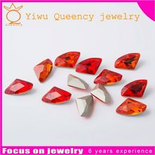 teardrop loose gemstones beads for dress,jewelry,bag,shoes