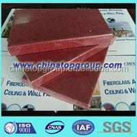 fiberglass wall board, wall panel, acoustic board