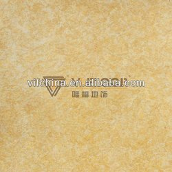 Marble effect serie vinyl floor tile polish