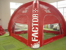 China Manufacture Inflatable seal tent Emergency camping Event warehouse