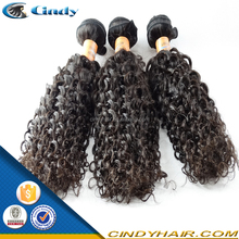 Hot sale wholesale cheap ding unprocessed curly intact virgin peruvian hair