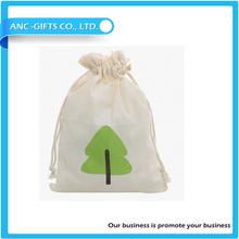 small high quality drawstring cotton tea bags
