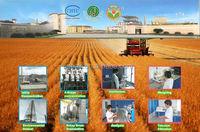 machine for making organic fertilizer
