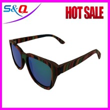 Colorful resin polarized lens skateboard sunglasses with 10 years supplier experience