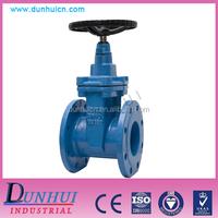 Carbon steel sluice 4 Inch gate valve