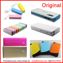 12 years professional power banks manufacturer original brand rohs power banks 5000mah battery pack phone charger