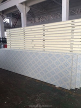 2014-2015 hot sale PU sandwich panel for industrial building fast delivery and easy to install