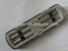 Aluminum metal ball pen, mechanical pencil 2672