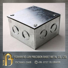 China supplier custom metal junction box with high quality
