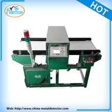 Bakery industry use food metal detector . metal detector for types of bread production line