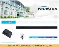 wholesale car wiper blade rubber