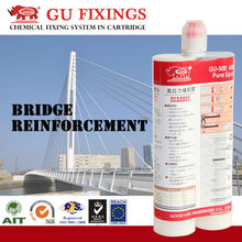 on bridges fast gelling fix system rubber adhesive sealant